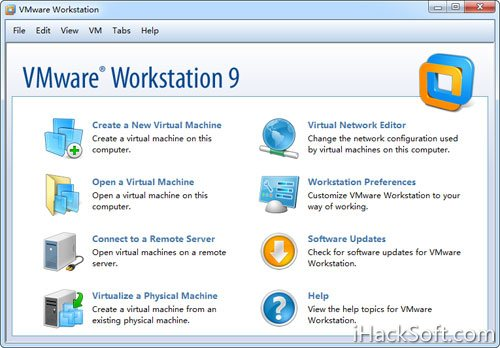 VMware Workstation 9.0.0