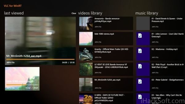 VLC for Windows 8/8.1