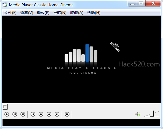 Media Player Classic(MPC-HC)